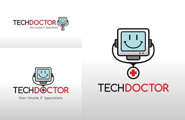 Tech Doctor Logo